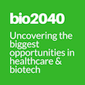 Bio2040 – Future of Bio and Drug Discovery Logo